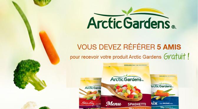 Artic Garden Coupon Gratuit