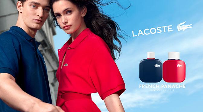 Échantillons gratuit Lacoste Parfum French Panache