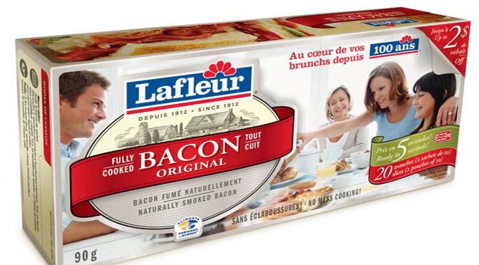 coupon rabais bacon ou saucice lafleur