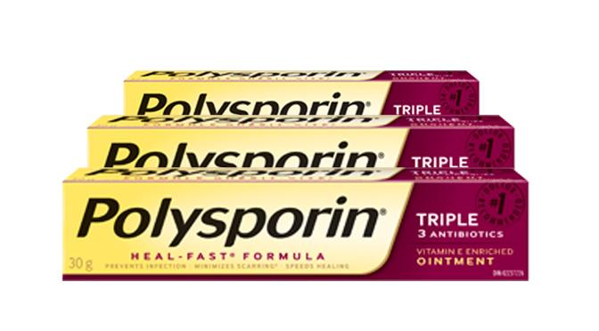 Coupon Polysporin