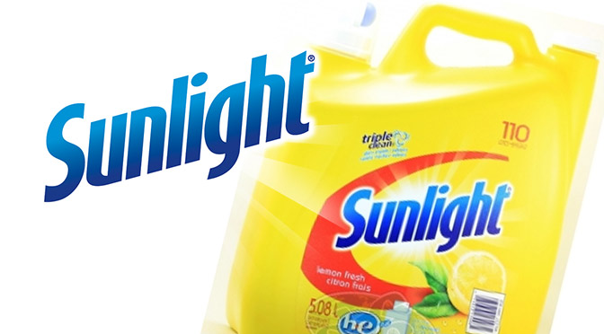 Coupon rbais Sunlight de 3$