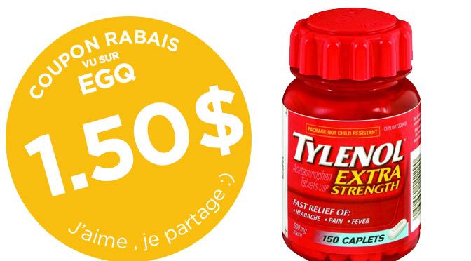 coupon-rabais-tylenol