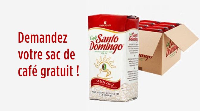 Café gratuit Santo Domingo !
