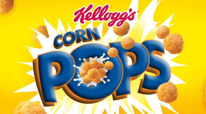 Coupon rbais Corn PopS
