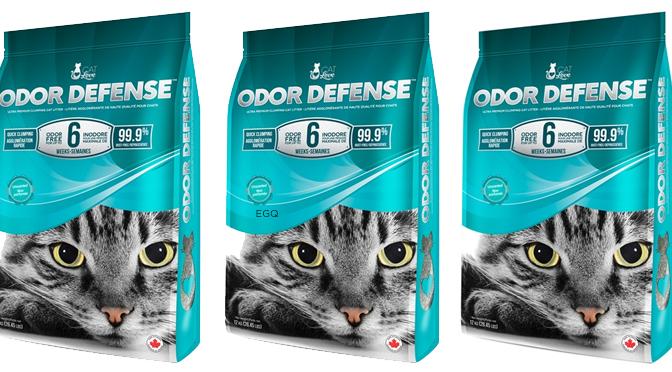 coupon rbais de 2$ sur la litire a chat