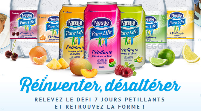 Coupon rabais Nestlé
