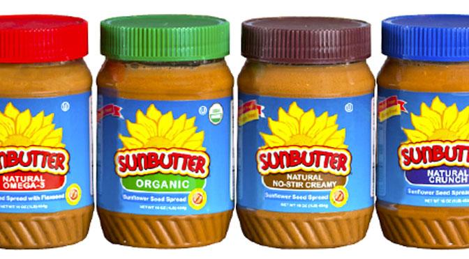 Coupon beurre d'arachide sunbutter