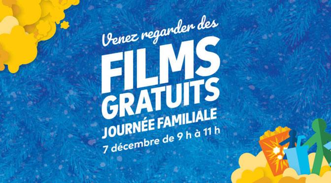 Journée Gratuite Cinémas Cineplex