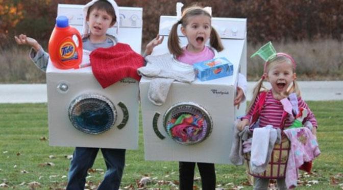 regle de lavage des enfants