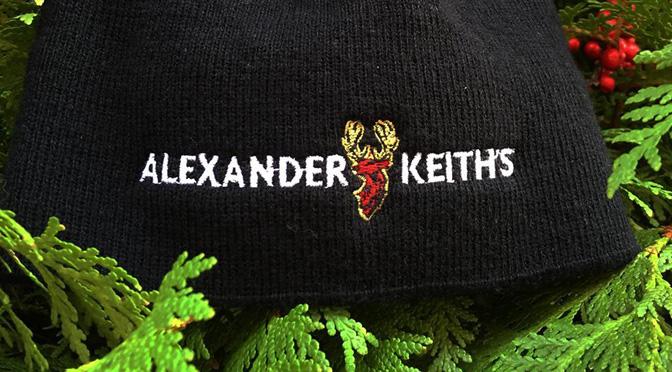 Tuque Alexander Keith's gratuite