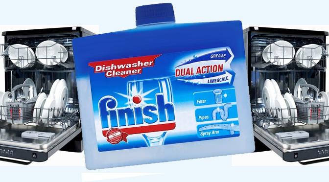 Nettoyant lave-vaisselle Finish gratuit