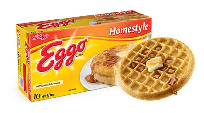 coupon rbais Eggo de Kellogg's
