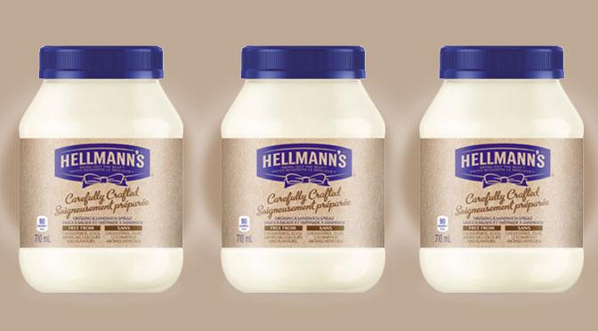 Sauce à sale Hellmann's