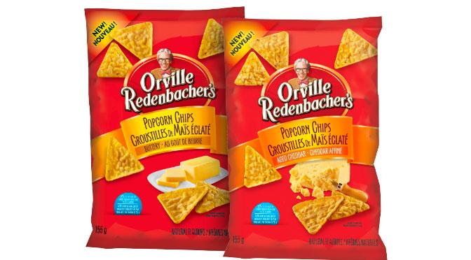 Croustille mais Orville Redenbachers
