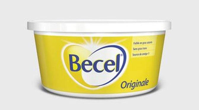 Coupon-rabais Becel