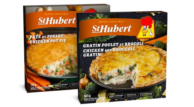 Coupon-rabais Paté au poulet st-Hubert