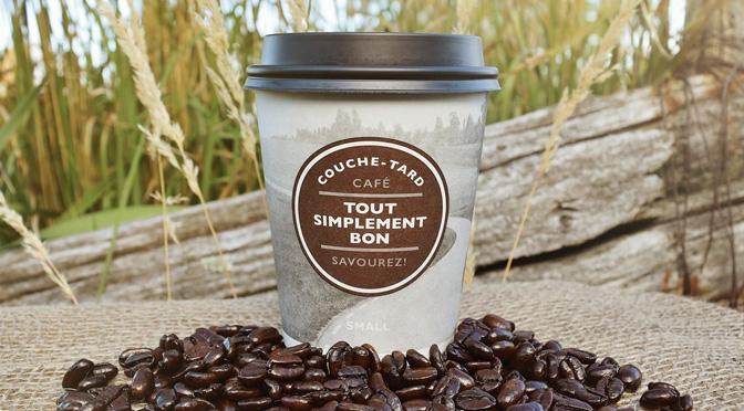 Café Couche-Tard Gratuit