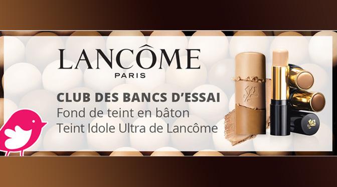 Fond de teint Lancôme