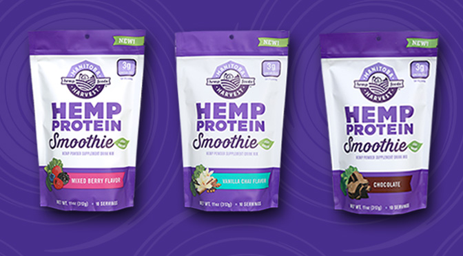 Échantillons gratuit Harvest Hemp Protein