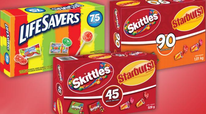 Coupon Skittles