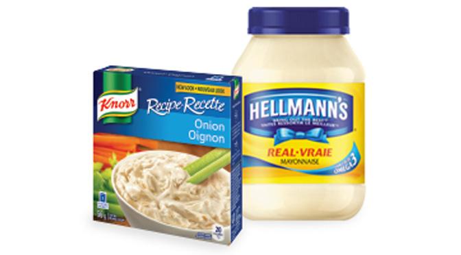 Mayo Helmann's et Knorr