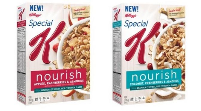 Céréales Nourish Special K