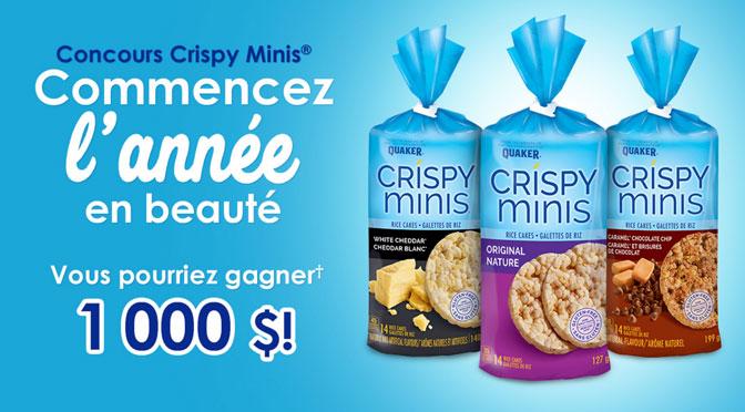 concours crispy Mini 2017