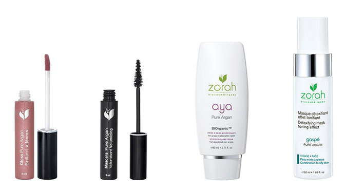 Zorah Biocosmetique concours Vero