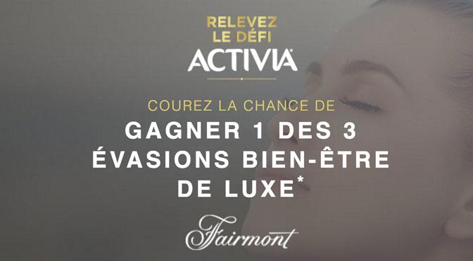 Défi Activia 2017
