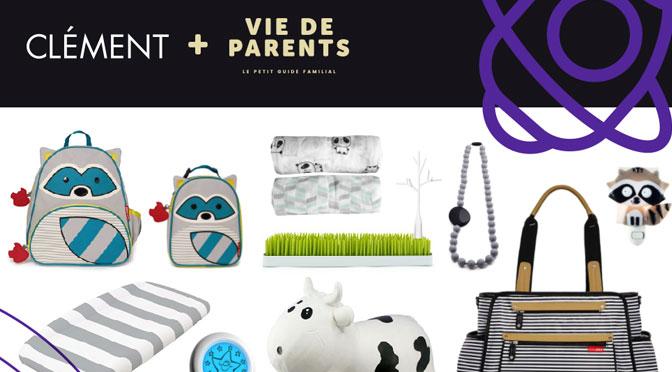 Concours Clement Vie de Parent