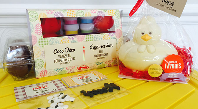 concours Chocolat de Pâques