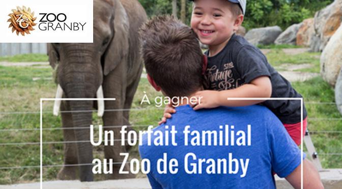 Concours Zoo de Granby