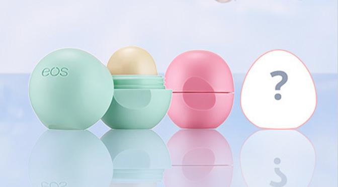 bBaume à lèvre EOS gratuit à tester