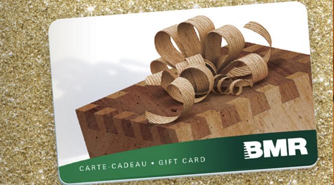 concours carte-cadeau BMR