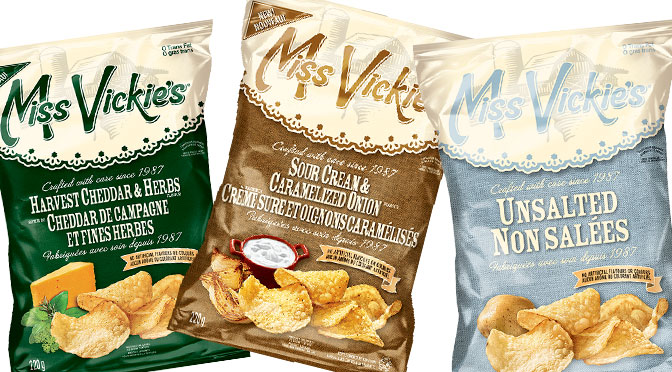 Coupon chips Miss Vickie's