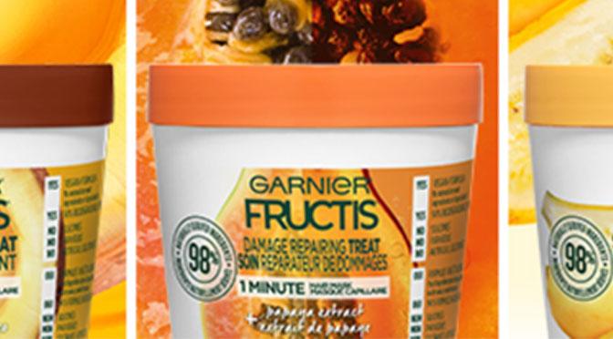 Échantillons Fructis Hair Threat