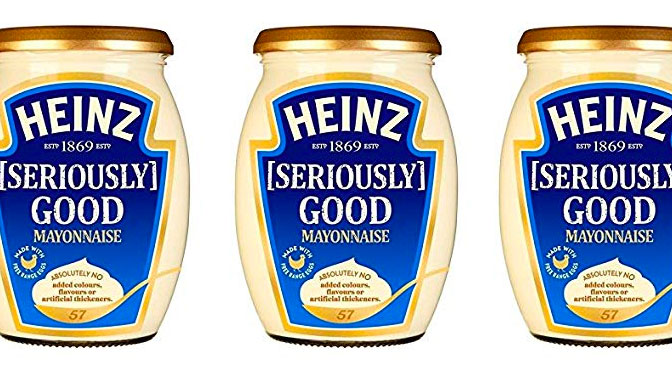 Coupon rabais Heinz Mayonnaise