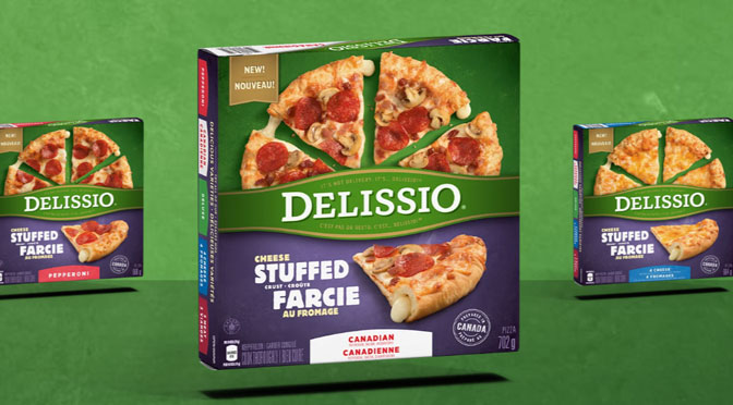 coupon rabais pizza delissio Croute Farcie