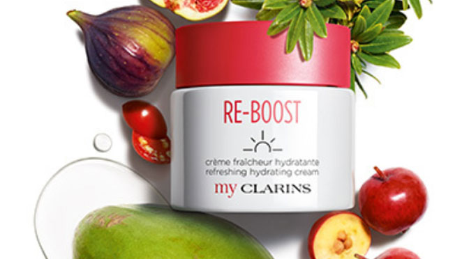 Test produits gratuit Clarins Reboost