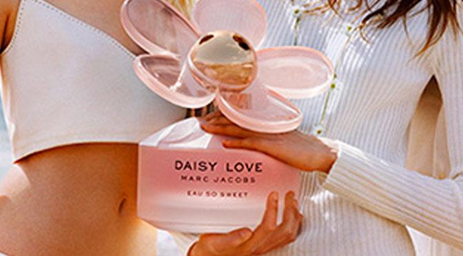 Échantillons gratuits de parfum Marc Jacom Daisy Love