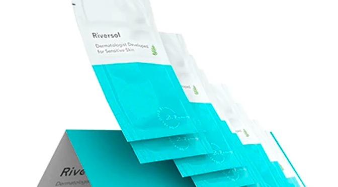Échantillons gratuit de la routine pour peau sensible Riversol