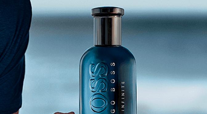 Échantillons gratuits du parfum Hugo Boss Infinite
