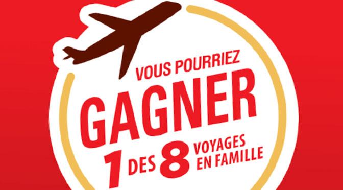 Concours Pain Gadoua et d'ITALIANO Voyage en famille