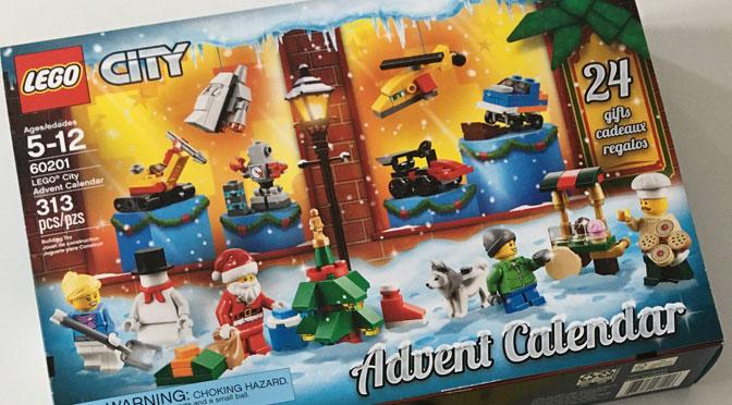 Concours Lego Calendrier de l'avant