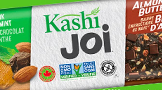 Échantillons gratuit Kashi Joi