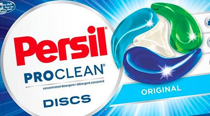 Coupon-rabais Persil Pro Clean