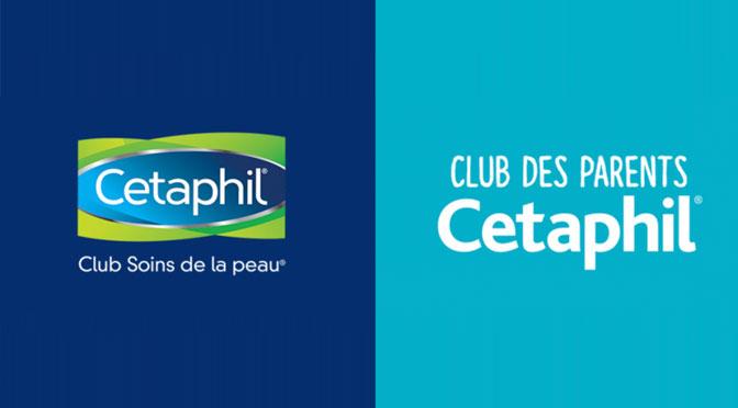 club soin de la peau Cetaphil Coupon Rabais