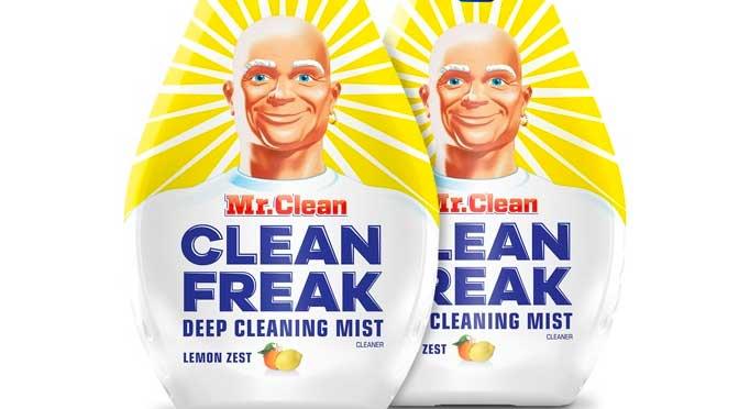 Coupon-rabais Clean Freak