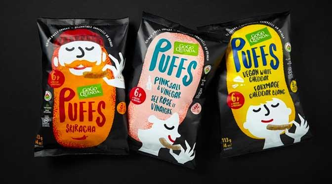 Coupon-rabais Puffs Gogo Quinoa