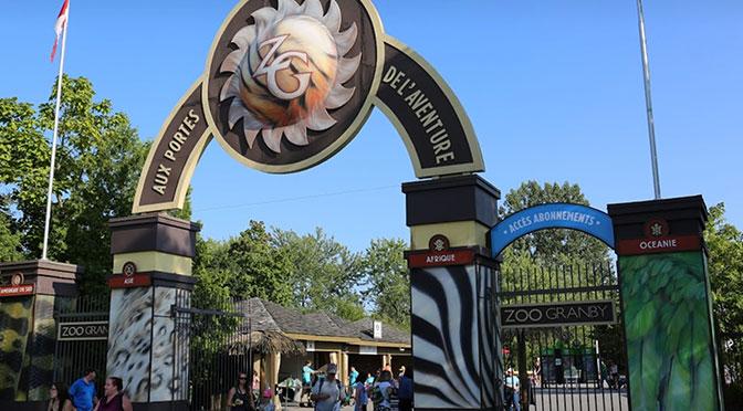 Coupon rabais Zoo de Granby 2020